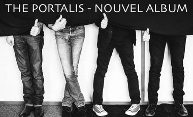 Visueel van project The Portalis : Nouvel album !