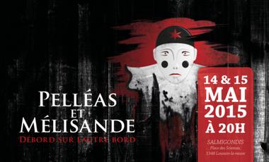 """Project visual Soutenez """"Pelléas et Mélisand(e)"""", Cie de l'Horloge en Pièces"""
