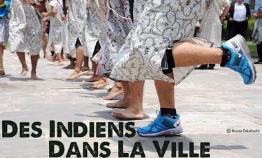 Visueel van project Des Indiens dans la ville
