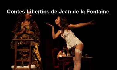 Visuel du projet Contes libertins de Jean de la Fontaine