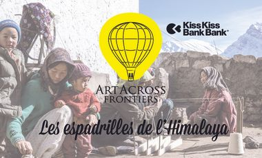 Visuel du projet Les espadrilles de l'Himalaya