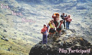 Visueel van project Eux, Vous, Nous... Film Participatif !
