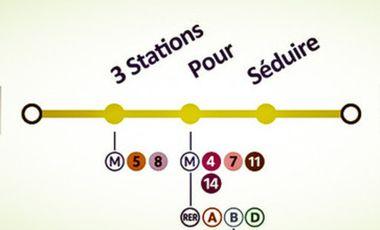Project visual 3 Stations Pour Séduire