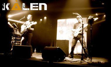 Visuel du projet Sortie des 3 EP's de Kàlen !!