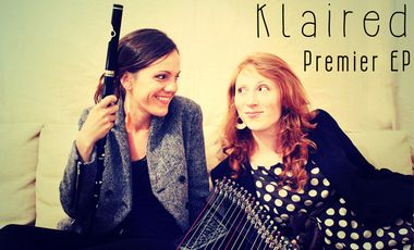 Visueel van project DUO KLAIRED - 1er EP