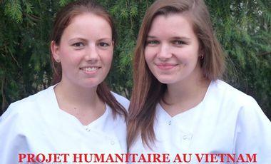 Project visual Projet humanitaire infirmier au Vietnam