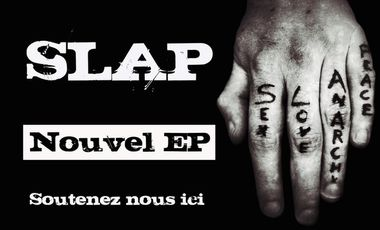 Visueel van project SLAP - Nouvel EP !