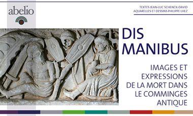 Visuel du projet Dis Manibus - éditions Abelio