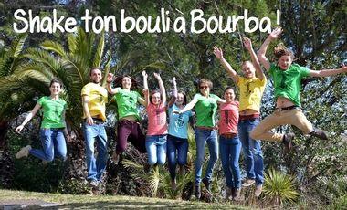 Visuel du projet Shake ton bouli à Bourba !