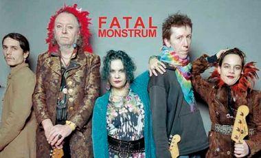 Visuel du projet ALBUM UP!! de FATAL MONSTRUM