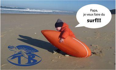 Visuel du projet ToyBoard: le surf à la maison!