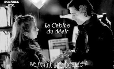 Visuel du projet La Cabine du désir se refait une beauté !