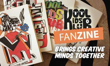 Visueel van project Kool Kids Klub Fanzine