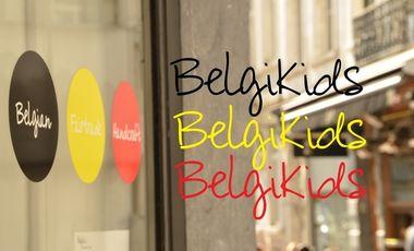 Project visual BelgiKids créations artisanales pour enfants