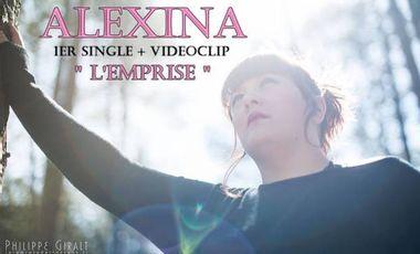 Visueel van project ALEXINA - 1ER SINGLE & CLIP !