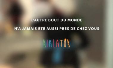 Project visual L'atelier de cuisine de Kialatok