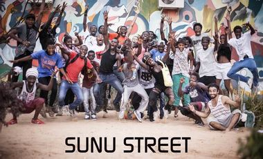 Visuel du projet Sunu Street! Formation de formateurs en danses urbaines au Sénégal // Urban dance professional training courses in Senegal
