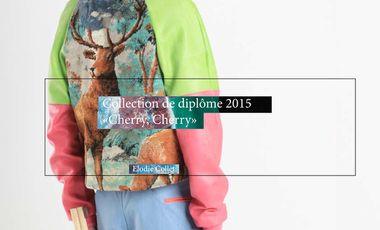 Visuel du projet Cherry, Cherry - Collection de dipôme 2015