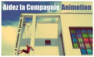 Visueel van project Aidez la Compagnie Animotion à remonter la pente !