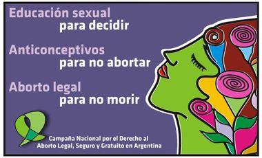 Visueel van project Aidez à ce que l'avortement soit légal en Argentine