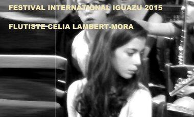 Project visual Sélection au festival international d'iguazu en Argentine
