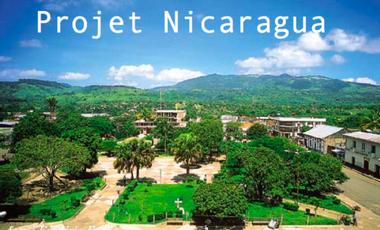Visueel van project Projet Nicaragua