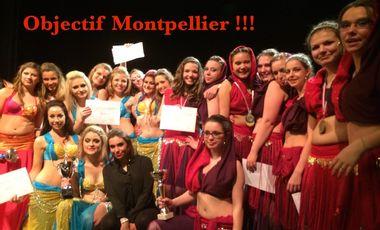 Visuel du projet Dansez avec nous! Emmenez nous à Montpellier
