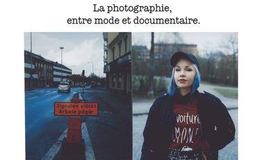 Visueel van project La photographie entre mode et documentaire.