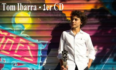 Visueel van project Tom Ibarra - 1er CD