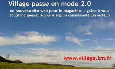 Visueel van project Village passe en mode 2.0