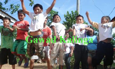 Visueel van project Gawad Kalinga
