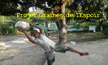 Visueel van project Projet Graines de l'espoir