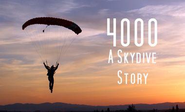 Visuel du projet 4000 - A Skydive Story
