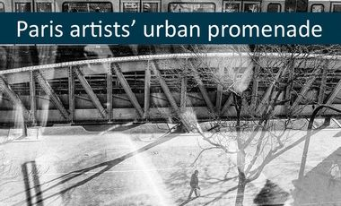 "Visueel van project Exhibition ""Paris artists' urban promenade"" - Do a good deed and we'll guide you through Paris!"