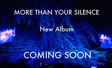 Project visual MORE THAN YOUR SILENCE - My next Album