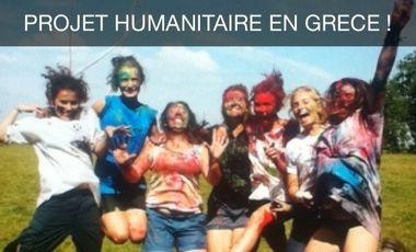 Project visual Projet humanitaire en Grèce
