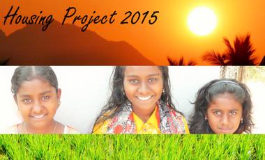 Visuel du projet Housing Project 2015: a humanitarian project