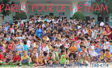Visuel du projet Pari(s) pour le Vietnam