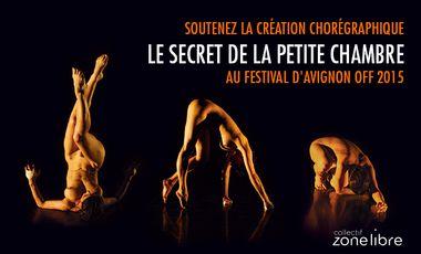 Visueel van project Le secret de la petite chambre - Avignon 2015