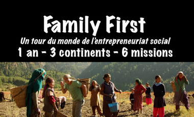 Project visual Family First