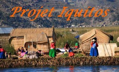 Visueel van project Projet Iquitos