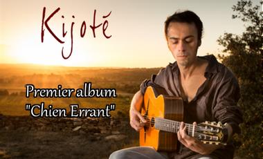 "Visueel van project Kijoté - Premier album ""Chien Errant"""