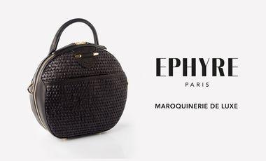 Project visual EPHYRE PARIS - Maroquinerie Française
