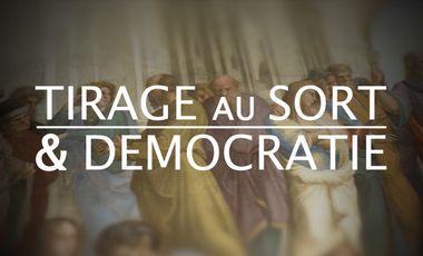 Visuel du projet Tirage au Sort & Démocratie