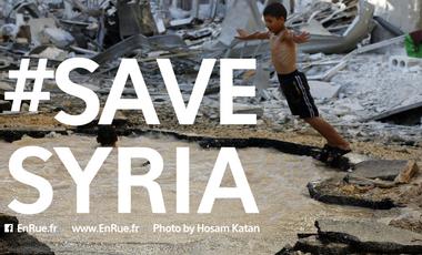 Visuel du projet Help Syrian People - Act I