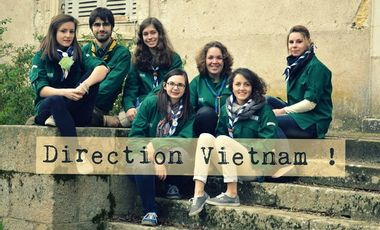 Project visual Direction Vietnam 2015 !