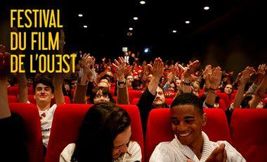 Project visual Festival du film de l'Ouest