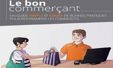 Visueel van project Le bon commerçant