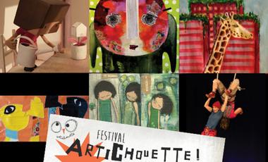 Project visual Festival Artichouette