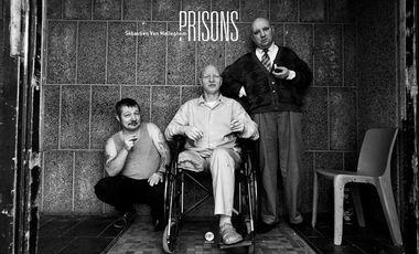 Visueel van project PRISONS de Sébastien Van Malleghem le livre